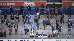 In Kiel dürfen am Wochenende wieder mehr Fans ins Stadion
