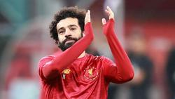 Könnte für Ägypten bei Olympia antreten: Liverpool-Star Mohamed Salah