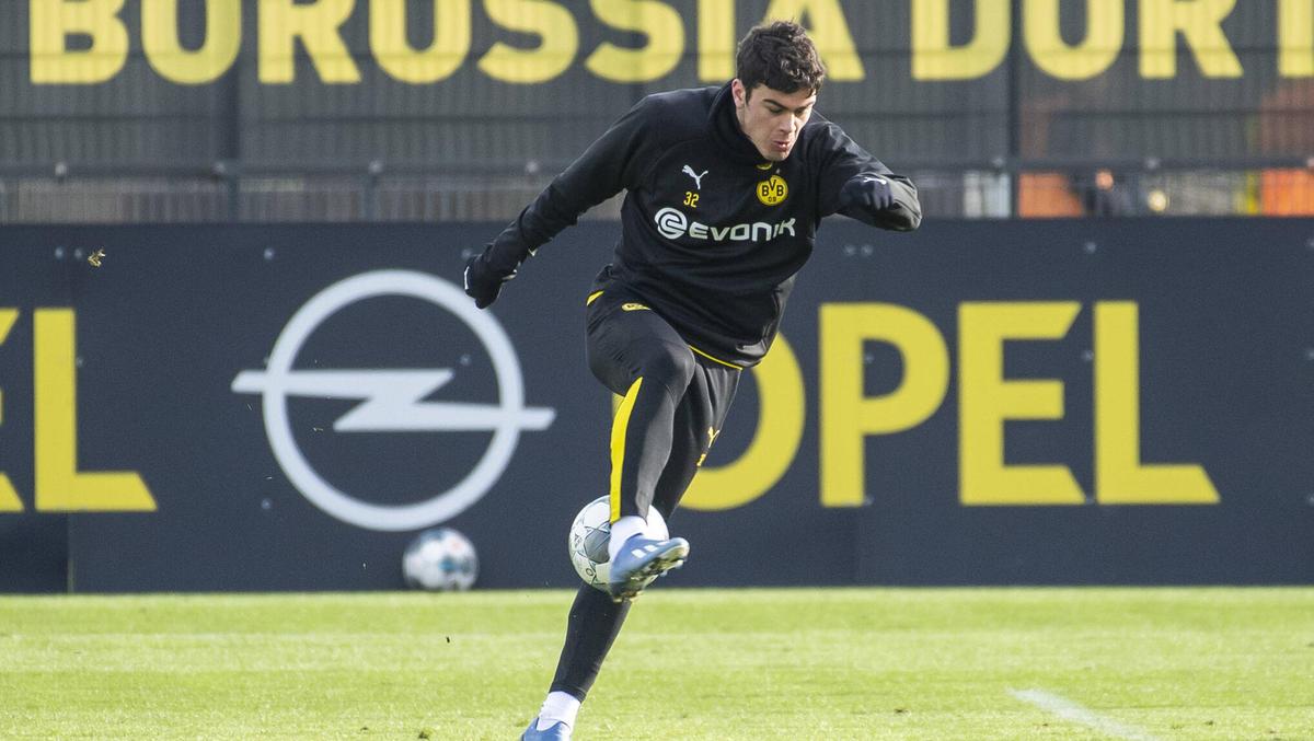 Giovanni Reyna ist die BVB-Entdeckung der Saison
