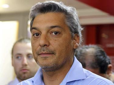 Sebastián Moreno en una imagen reciente.