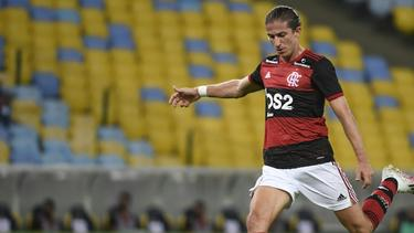 Flamengos Luis kann auf baldigen Saisonstart hoffen