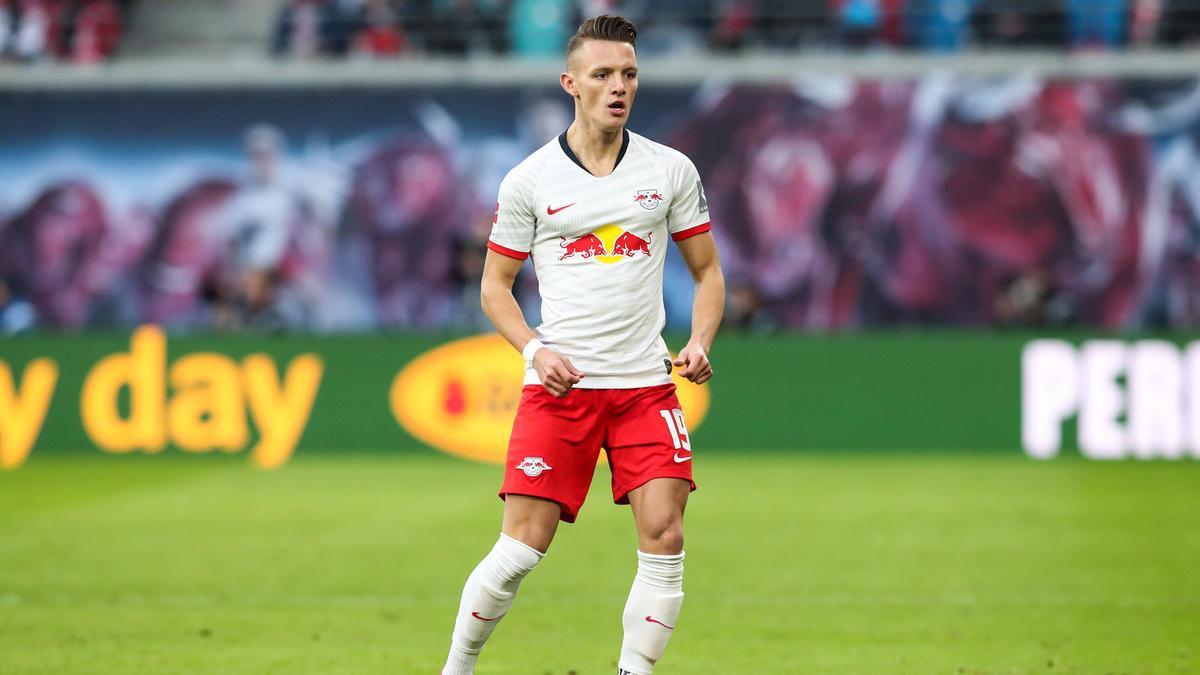 Hannes Wolf verlässt RB Leipzig Richtung Gladbach