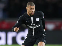 Mbappé ve peligrar la Champions League.