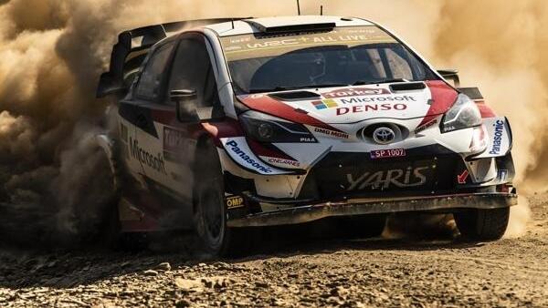 Die WRC macht eine Woche früher in der Türkei Station (Archivbild)