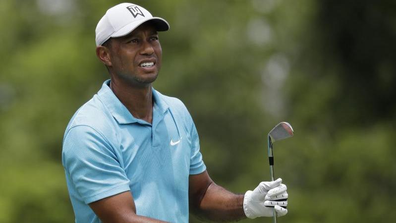 Tiger Woods ist gut ins Memorial Tournament gestartet