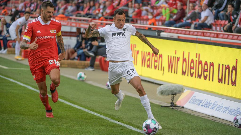 Der FC Augsburg setzte sich gegen Union Berlin durch
