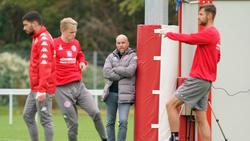 Rouven Schröder erwartet eine Kehrtwende beim 1. FSV Mainz 05