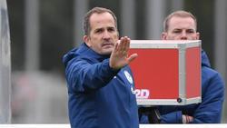 Manuel Baum will den FC Schalke 04 aus der Krise führen