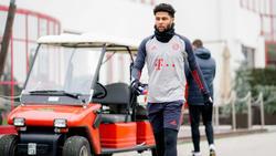 Star beim FC Bayern: Serge Gnabry