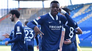 Der VfL Bochum ist der Überraschungsgast in der Spitzengruppe der 2. Bundesliga