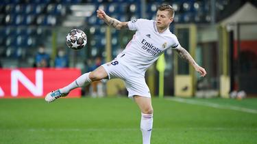 Kroos legte beim 3:1-Sieg zwei Tore auf