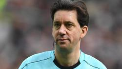 Muss nach der Saison aufhören: Schiedsrichter Manuel Gräfe