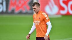Toni Kroos steht bei Real vor der Rückkehr