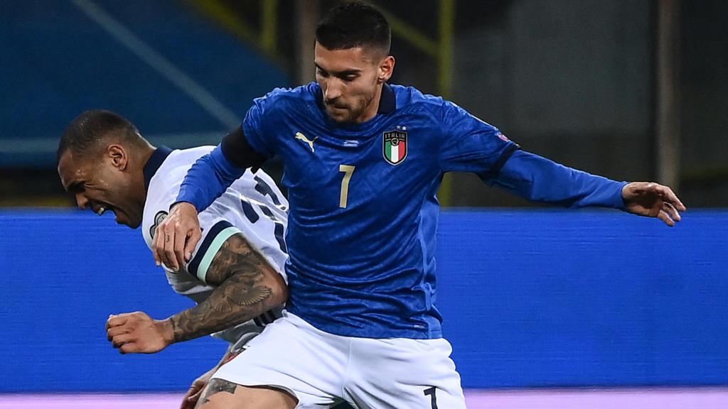 Lorenzo Pellegrini no podrá estar finalmente con su país.