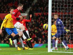 Rooney im Alleingang gegen Southampton