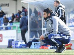 Lotte-Coach Ismail Atalan will die Sensation gegen Leverkusen