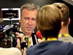 Sturm-Präsident Christian Jauk verspricht harte Maßnahmen
