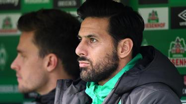 Claudio Pizarro wurde im Sommer nicht für die WM in Russland nominiert