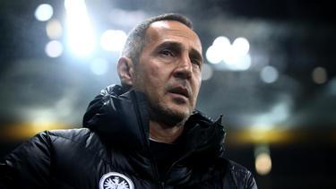 Adi Hütter gewann mit der Eintracht 3:1 gegen Freiburg