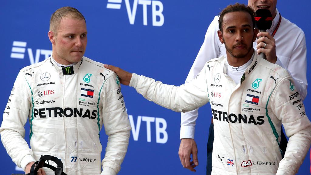 Ein Teil der Formel-1-Welt sieht ein Ablaufdatum für die Hamilton- und Mercedes-Dominanz
