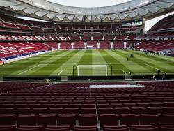 Atlético y Real Madrid se miden en Liga en el Metropolitano. (Foto: Getty)