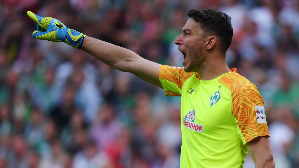Jiri Pavlenka soll bei Juventus Turin auf dem Wunschzettel stehen