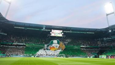 Die Werder-Fans müssen sich an einen neuen Stadionnamen gewöhnen