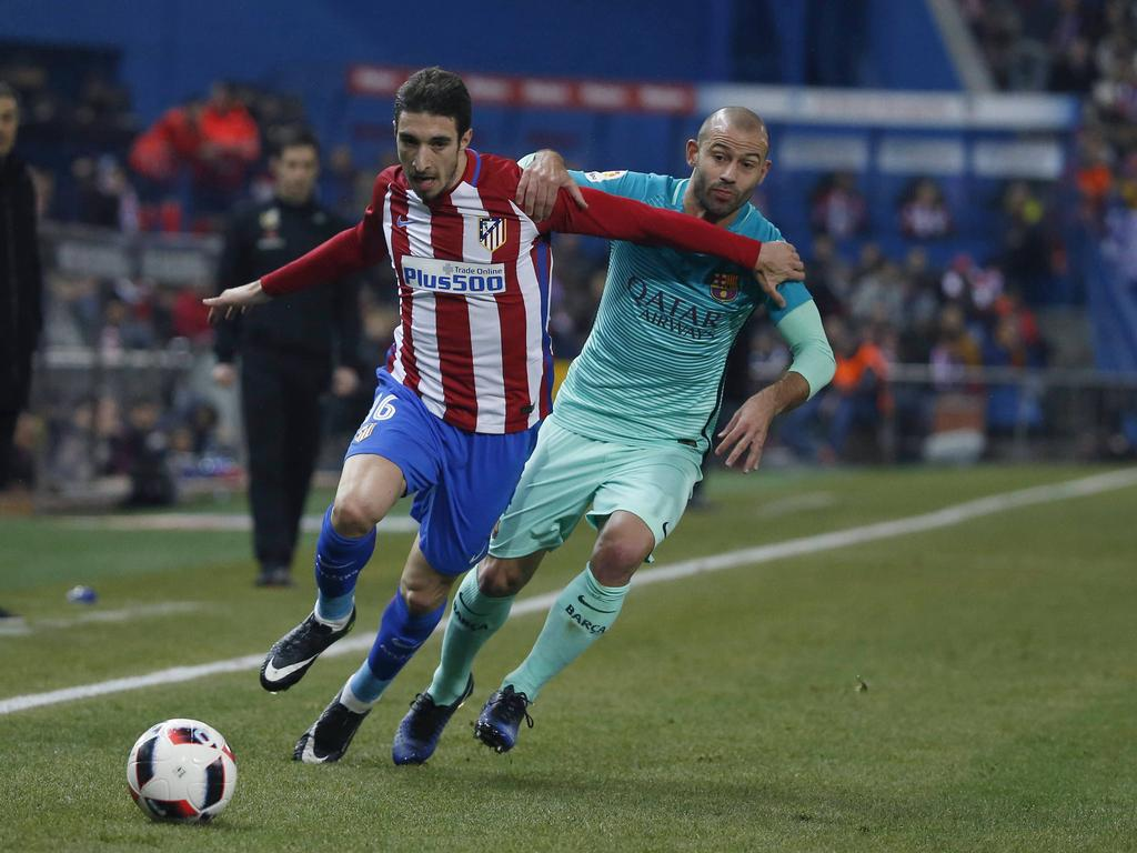 Mascherano abandona la liga española por su falta de minutos. (Foto  Imago) 0ac185970132f