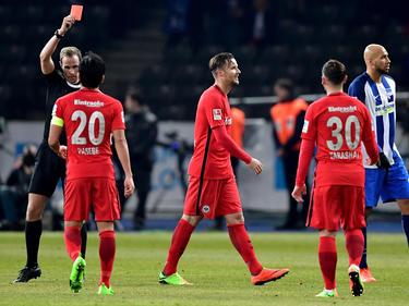 Haris Seferović anotó el tanto de los lisboetas. (Foto: Getty)