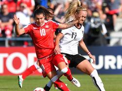 Österreich gegen Schweiz