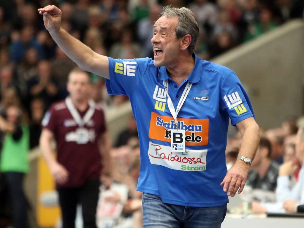 Rolf Brack hat sich mit seinem Team bislang makellos gehalten