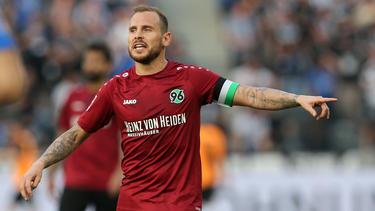 Marvin Bakalorz bleibt Spielführer bei Hannover 96