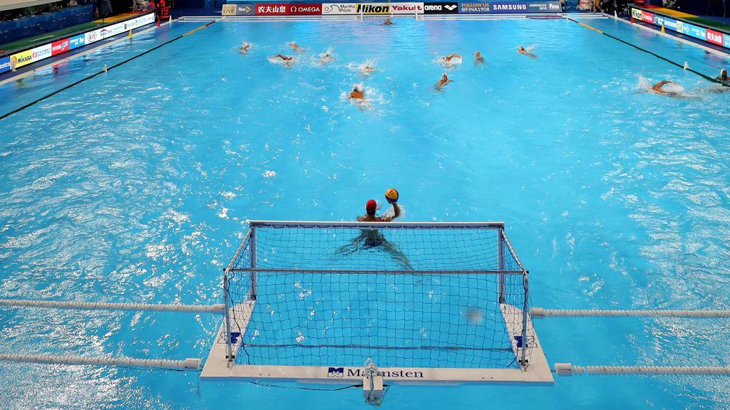 Knappes Viertelfinal-Aus für die deutschen Wasserballer