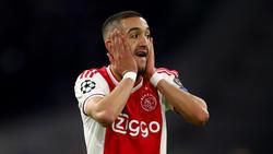 Hakim Ziyech bleibt vorerst bei Ajax Amsterdam