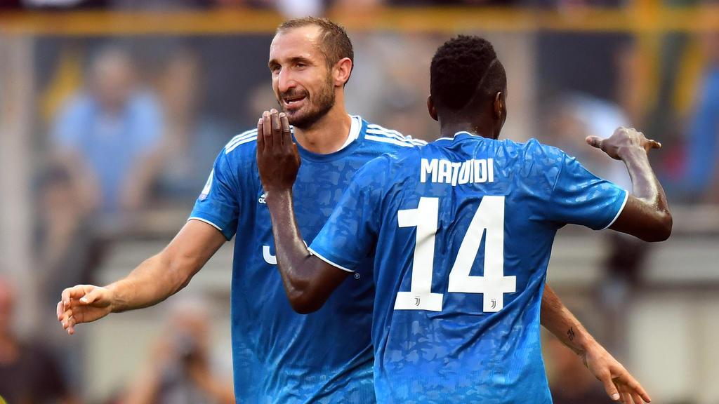 Juventus Turin genügte ein Treffer zum Sieg
