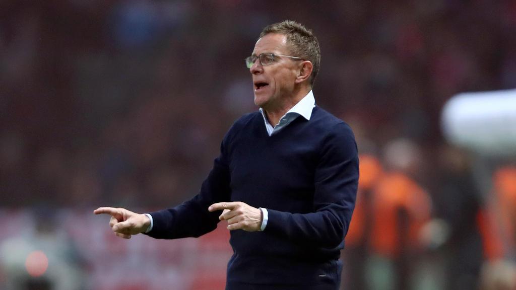 Ralf Rangnick wird beim FC Bayern als Nachfolger von Niko Kovac gehandelt