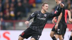 Marcel Gaus gelangen zwei Treffer für Ingolstadt