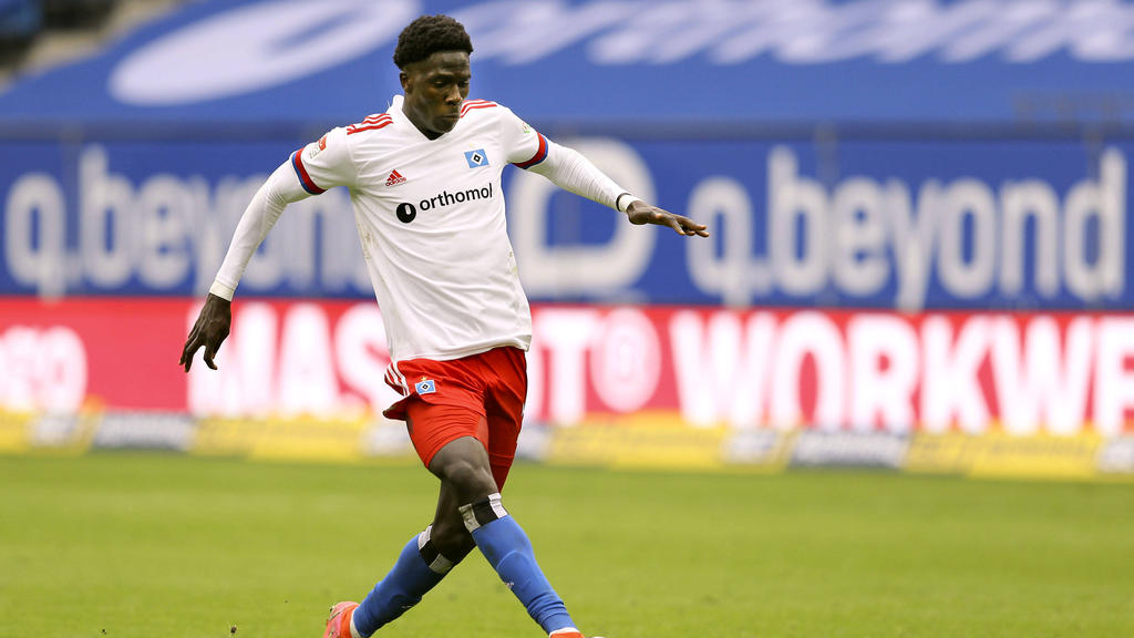 Amadou Onana will den HSV verlassen