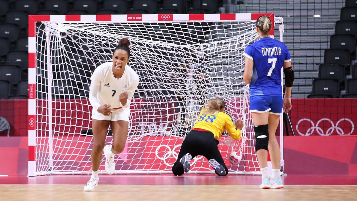 Frankreich jubelt - Auch Handball-Frauen gewinnen Gold
