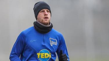 Arne Maier würde Hertha BSC gerne verlassen