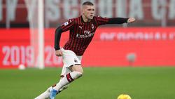 Letzte Chance für Ante Rebic beim AC Mailand?