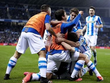 La Real Sociedad sigue sumando grandes encuentros.