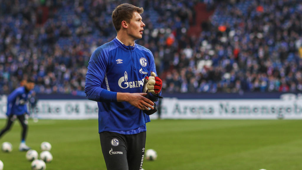Könnte länger als gedacht beim FC Schalke 04 bleiben: Alexander Nübel