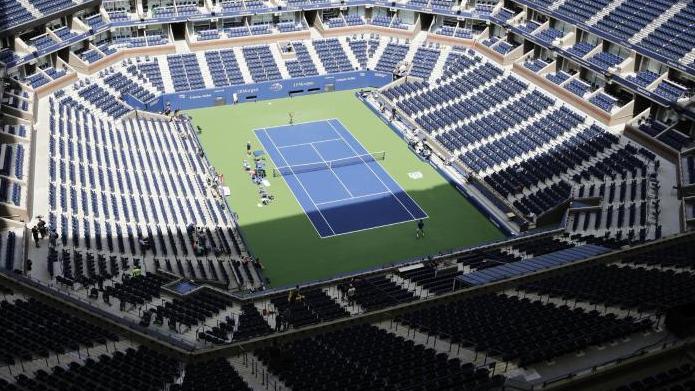 Finden die US Open wie geplant statt?