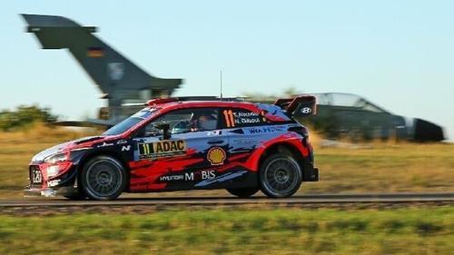Möglicherweise fahren die WRC-Asse im Oktober nur auf dem Militärgelände