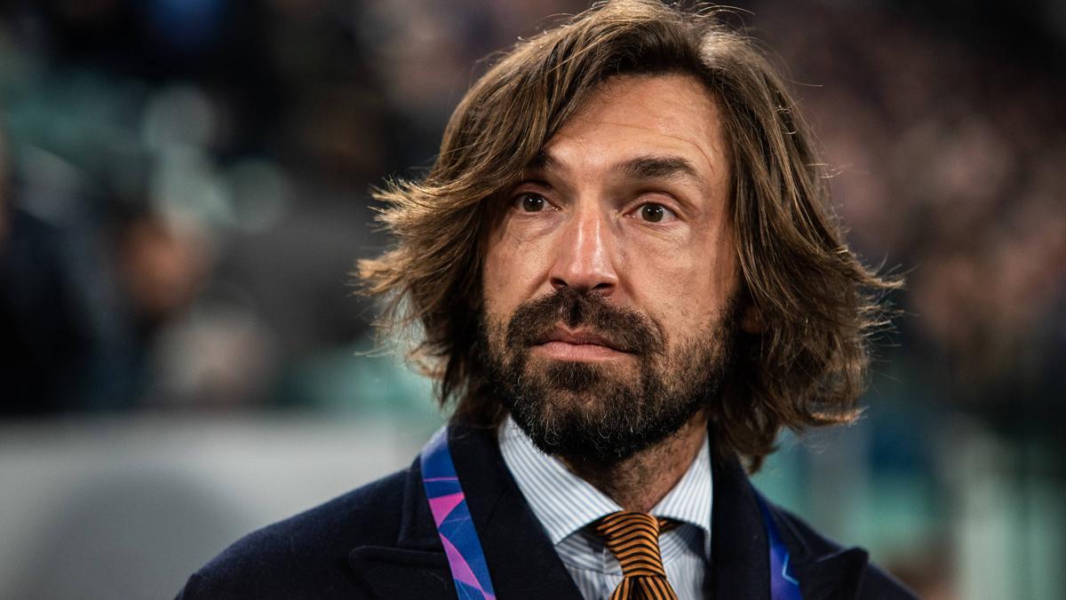 Andrea Pirlo folgt bei Juventus auf Maurizio Sarri