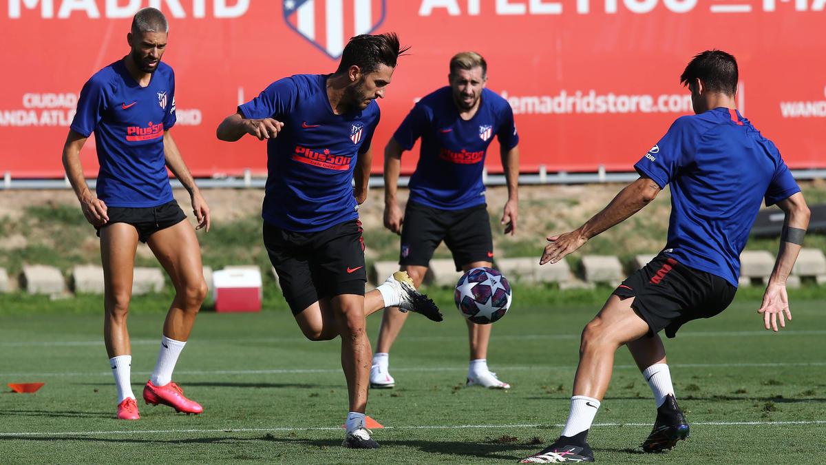 Zwei Coronafälle bei Atlético Madrid