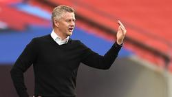 Ole Gunnar Solskjaer, Trainer von Manchester United, ist schwer beeindruckt vom Auftritt des FC Bayern