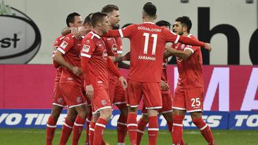 Fortuna Düsseldorf sammelt weiter fleißig Punkte