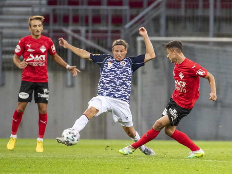 Das ÖFB-Cup-Spiel zwischen Austria Klagenfurt und Stadl-Paura steht unter Betrugsverdacht